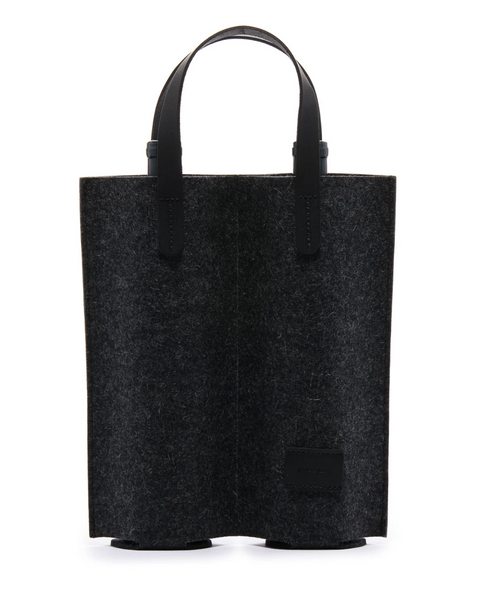 Graf Lantz Cozy Carrier Duo in Charcoal