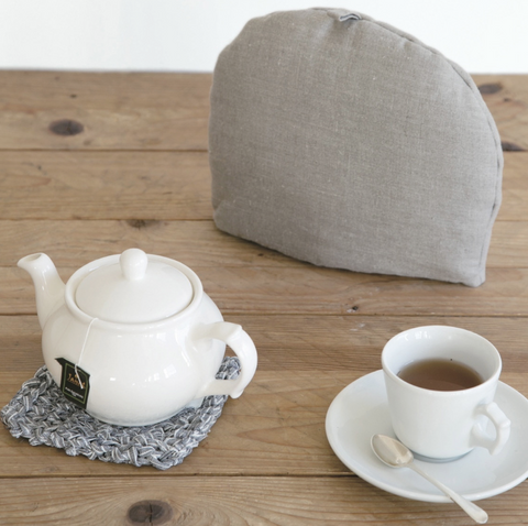 FOG LINEN Tea Cozy