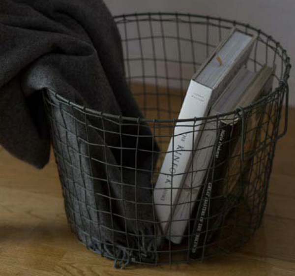 FOG LINEN WIRE BASKET (More Sizes)