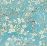The Vincent Van Gogh Wallpaper Collection; Almond Blossoms