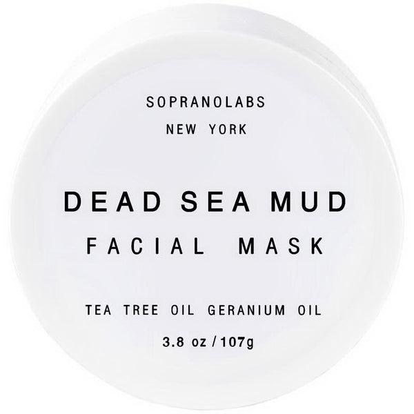 Soprano Labs Dead Sea Tea Tree Facial Mud Mask