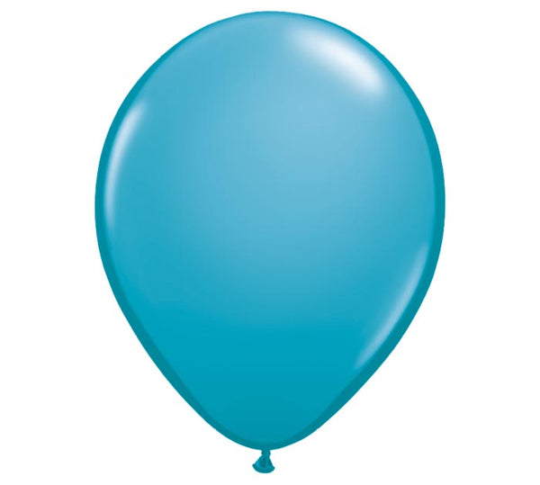 "11"" Tropical Teal Balloon"