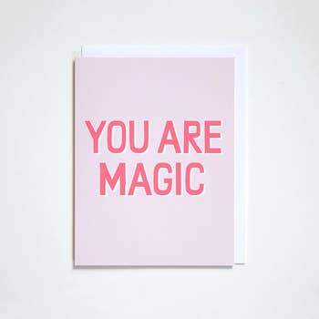 You are Magic Neon