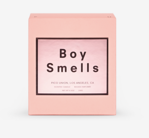 Les Candle by Boy Smells- Limited Edition Pink