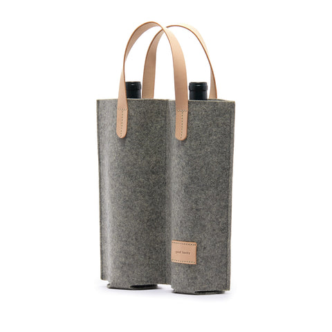 Graf Lantz Cozy Carrier Duo in Granite