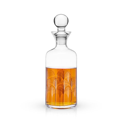 Crystal Deco Liqour Decanter