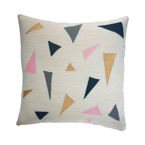 Leah Singh Madison Confetti Pillow