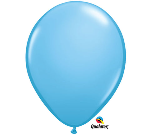 "11"" Pale Blue Balloon"