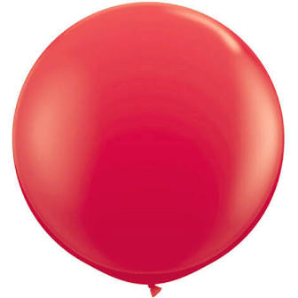 3' Red Balloon