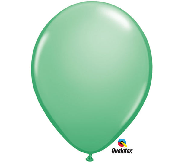 "11""  Wintergreen  Balloon"