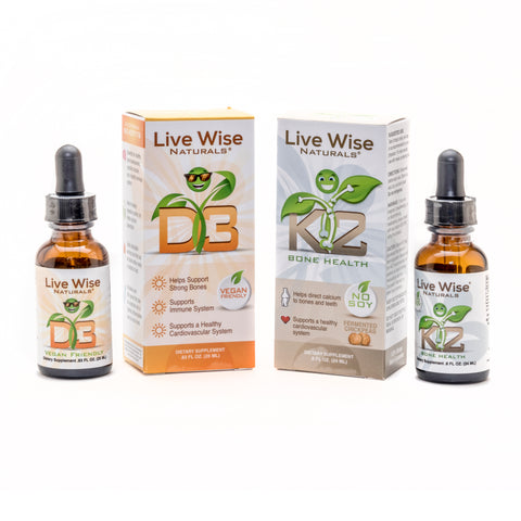 Image of Vitamin K2 Liquid Drops - No Soy, Vegan Friendly