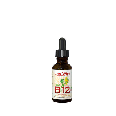 Vitamin B12 Liquid Drops - METHYLOCOBALAMIN