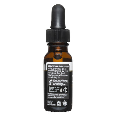 Vitamin D3-K2 Liquid Drops, with or without peppermint oil