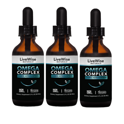 OMEGA COMPLEX 3 PACK