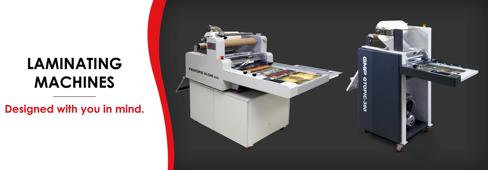 Laminating machine supplier