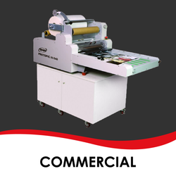 Commercial Laminating Machines