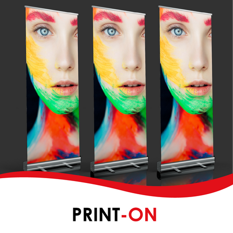 Print-On Roll-up Banner Media