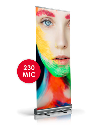 Roll-up Banner Supplier Material for enhanced printing
