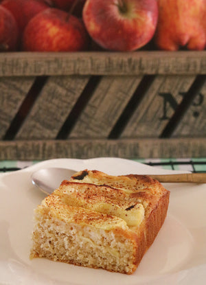 Apple & Cinnamon Cake (gluten free)