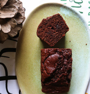 Double Chocolate Banana Loaf