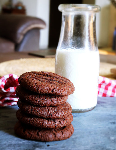 Chocolate Shortbread Cookie
