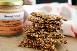 Oat & Mixed Seeds Cracker