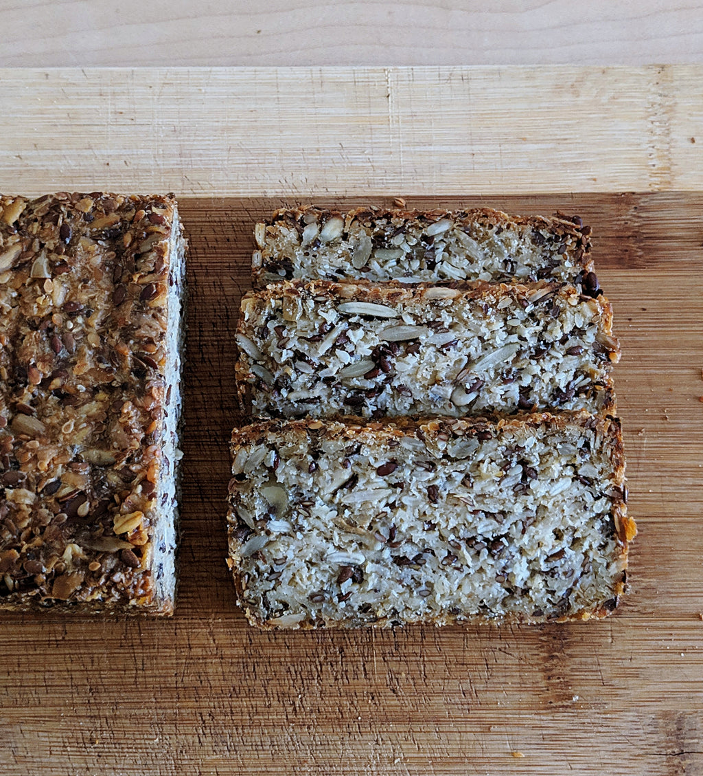 Oats & Super Seeds Loaf (gluten free)