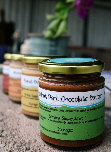 Hazelnut Dark Chocolate Butter