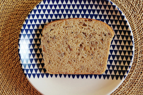 50% Organic Wholewheat Sandwich Loaf