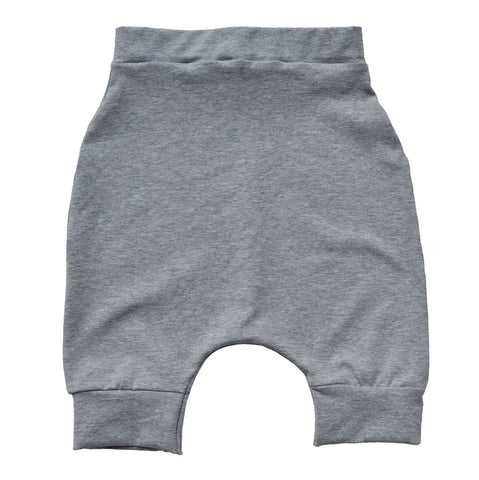 Basic Grey Shorts