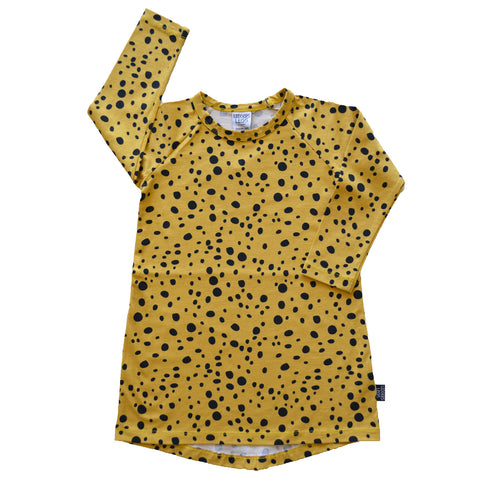 Joanie Dress - Mustard