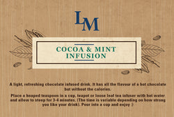 Cocoa & Mint Infusion
