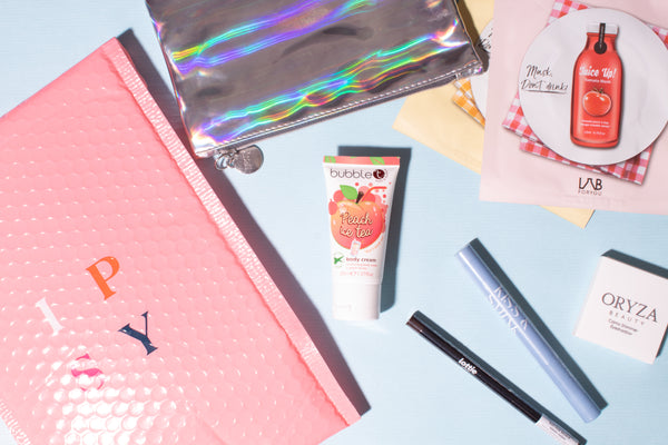 Spot something in this month's Ipsy Glam Bag?
