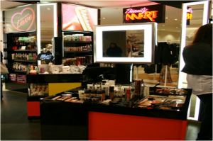 BeautyMART in Harvey Nichols