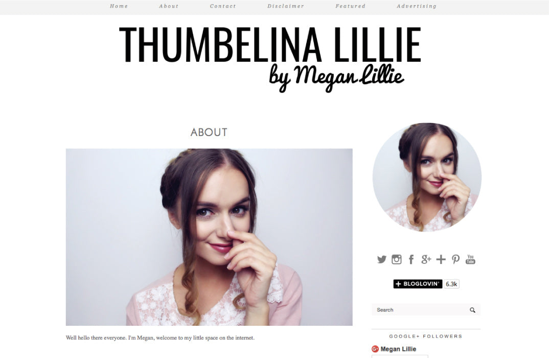 Thumbelina Lillie