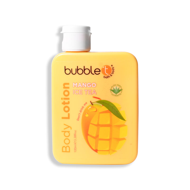 Mango Ice Tea Moisturising Body Lotion (100ml)