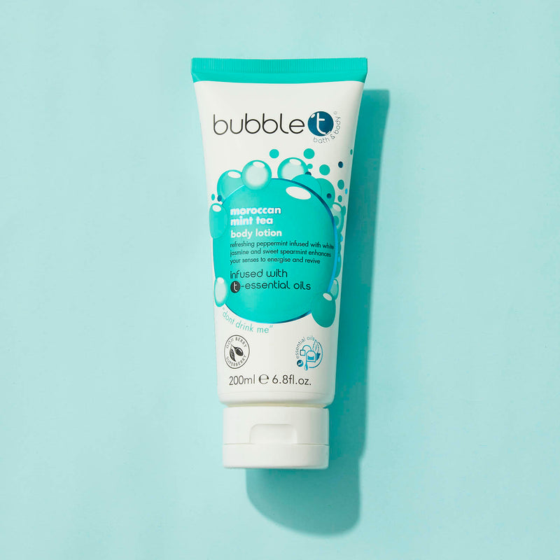 Moroccan Mint Tea Body Lotion