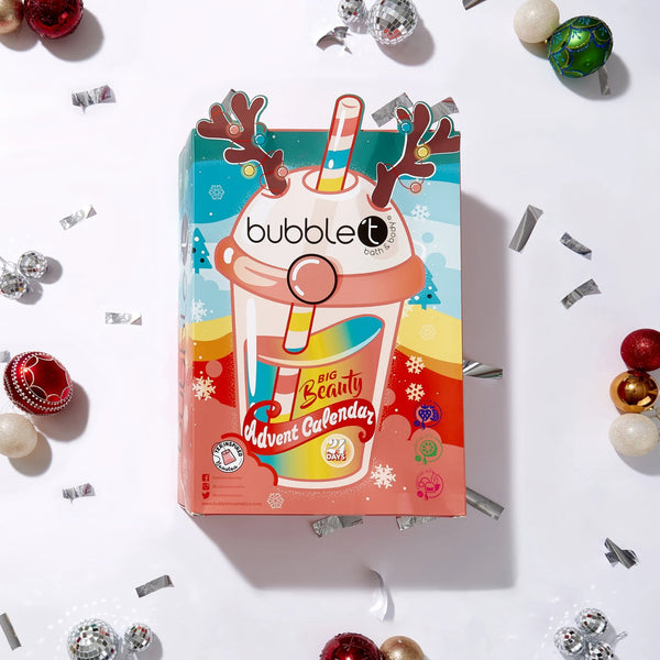 Bubble T's Big Beauty Advent Calendar 2019 (24 Windows)