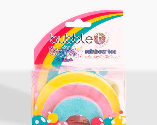 Confetea 'Over The Rainbow' Bath Bomb Fizzer
