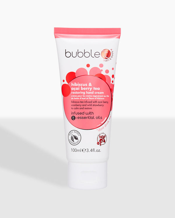 Hibiscus & Acai Berry Tea Hand Cream (100ml)