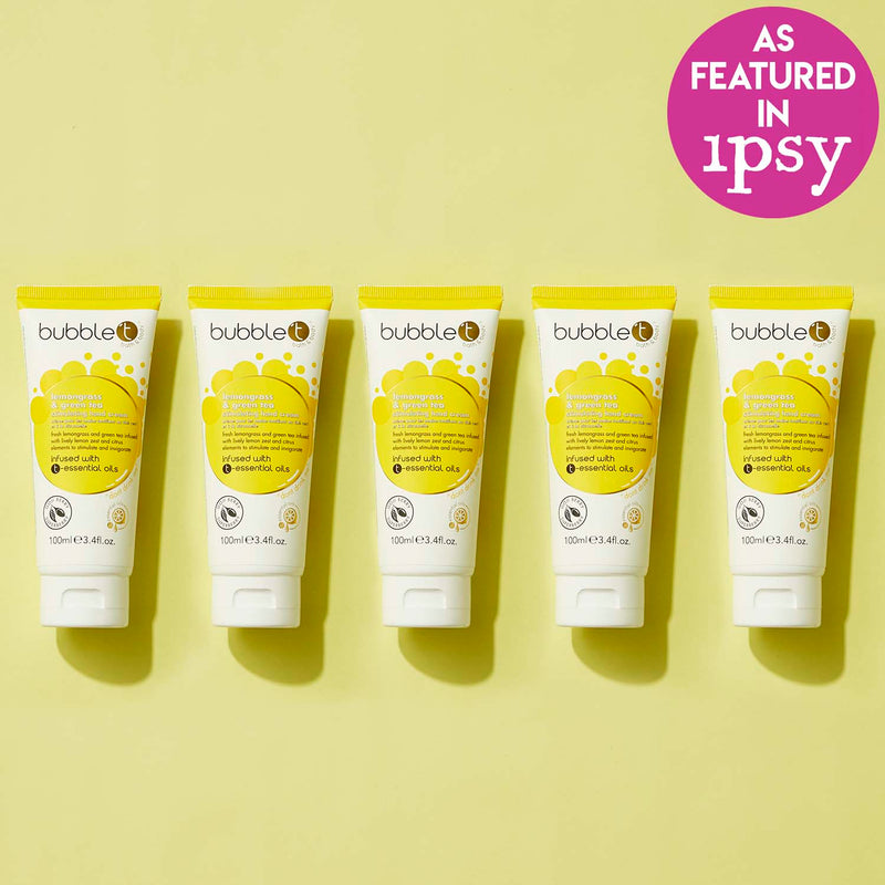 Lemongrass & Green Tea Hand Cream Bundle (5 x 100ml)