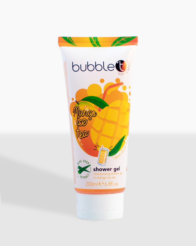 Mango Ice Tea Shower Gel