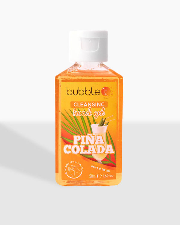 Piña Colada Anti-Bacterial Cleansing Hand Gel (70% Alcohol)