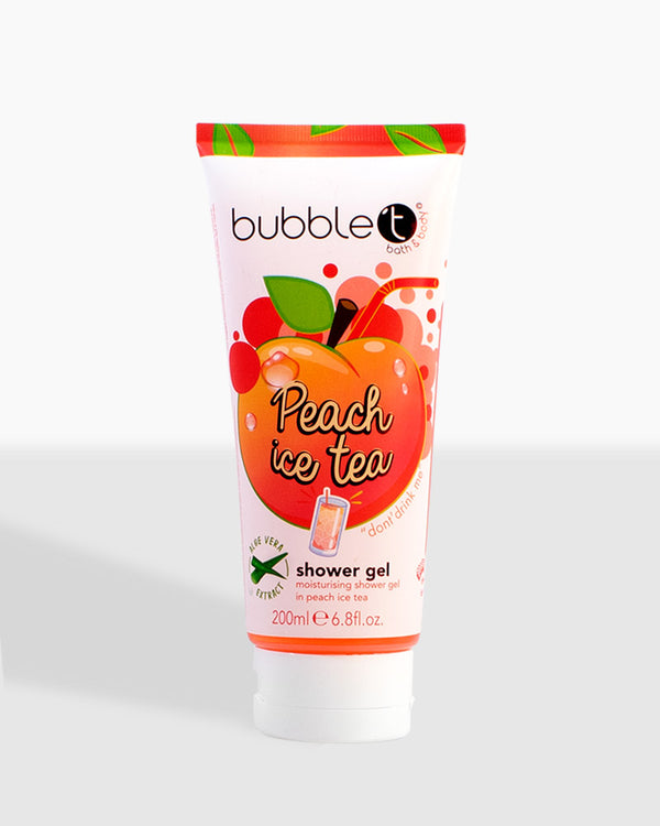 Peach Ice Tea Shower Gel