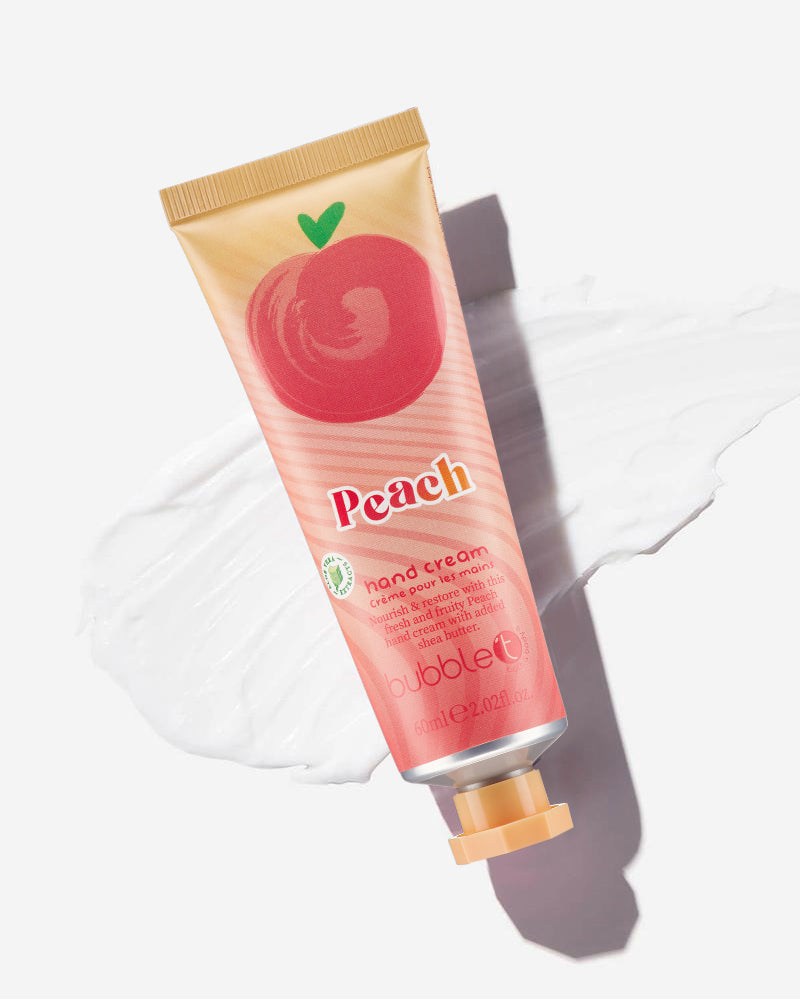 TasTEA Edition Peach Hand Cream (60ml)