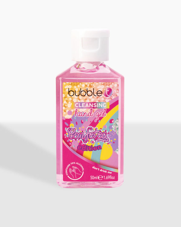 Rainbow Tea Anti-Bacterial Cleansing Hand Sanitiser (70% Alcohol)