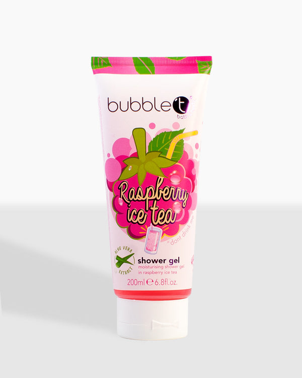 Raspberry Ice Tea Shower Gel