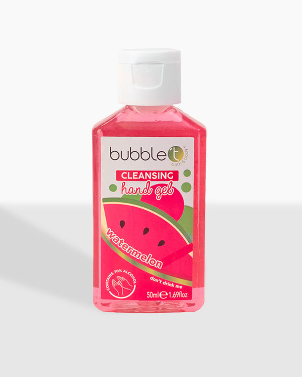 Watermelon Anti-Bacterial Cleansing Hand Gel (70% Alcohol)