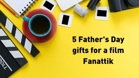 Fathers Day gifts for film fan