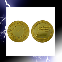 Back to the Future 35th Anniversary coin